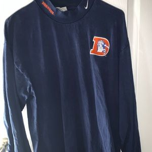 Long sleeve Denver Broncos shirt